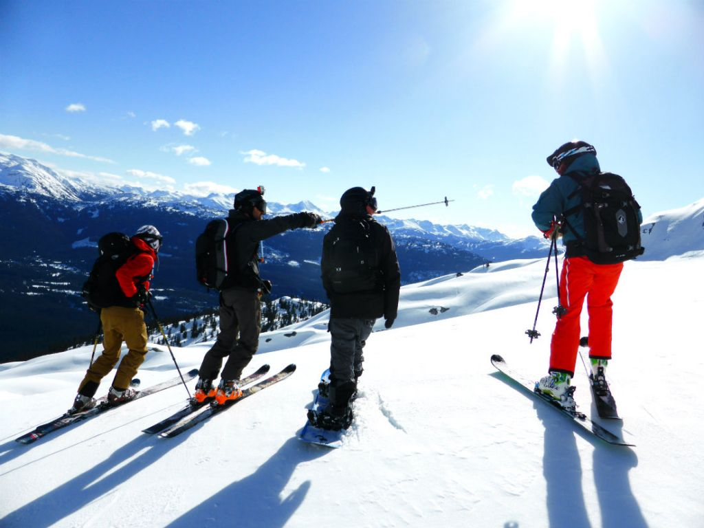 Sci o Snowboard