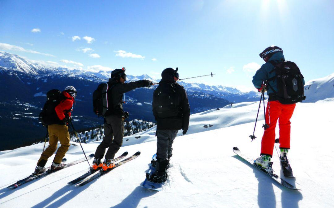 Sci o Snowboard? L'eterno confronto e alcuni consigli per iniziare