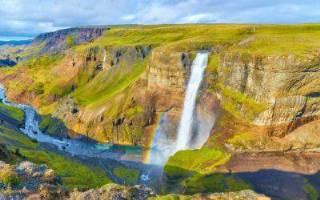 LA NATURA DELL'ISLANDA