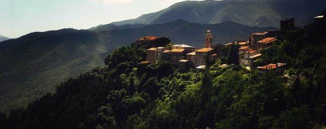 Triora, il borgo delle streghe