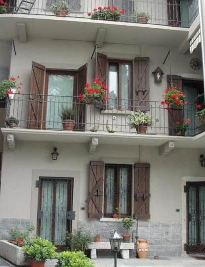 Appartamento Ginetta – Madonna del Sasso, Boleto