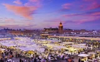 Soggiorno nella magica Marrakech