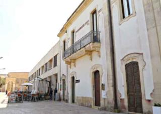 Balcone su Otranto