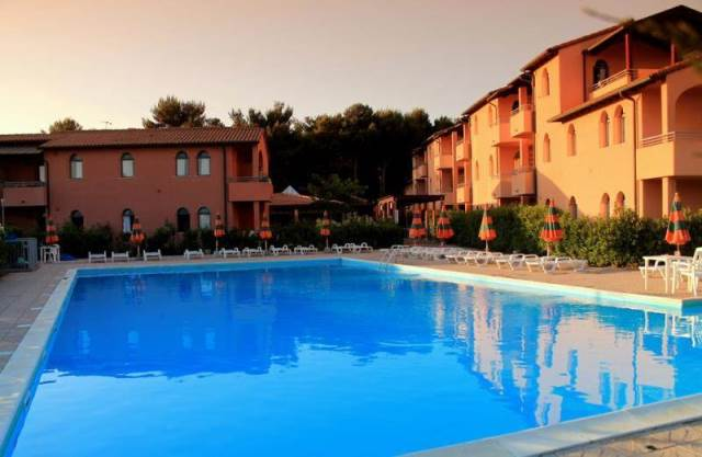 In Toscana: Residenza dei Cavalleggeri – San Vincenzo (LI)