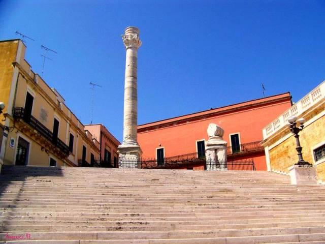 Itinerario a Brindisi