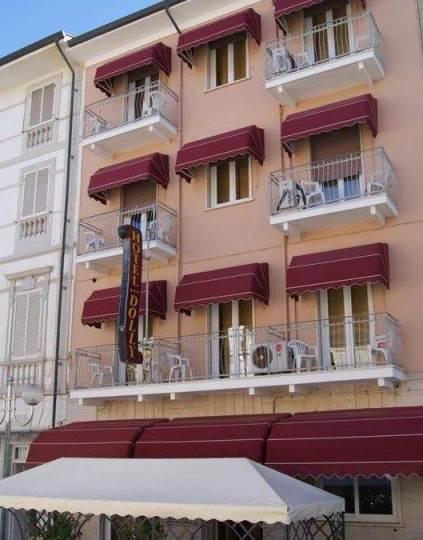 In Toscana: Hotel Dolly – Viareggio (LU)