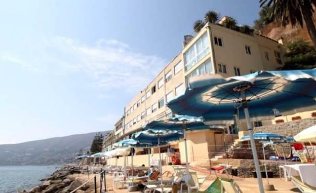 In Liguria: Hotel Le Rocce del Capo *** – Ospedaletti (IM)
