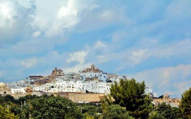 Tour della Valle d'Itria tra Ostuni e Cisternino
