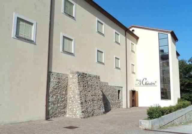 In Basilicata: Albergo Il Chiostro – Rivello (PZ)