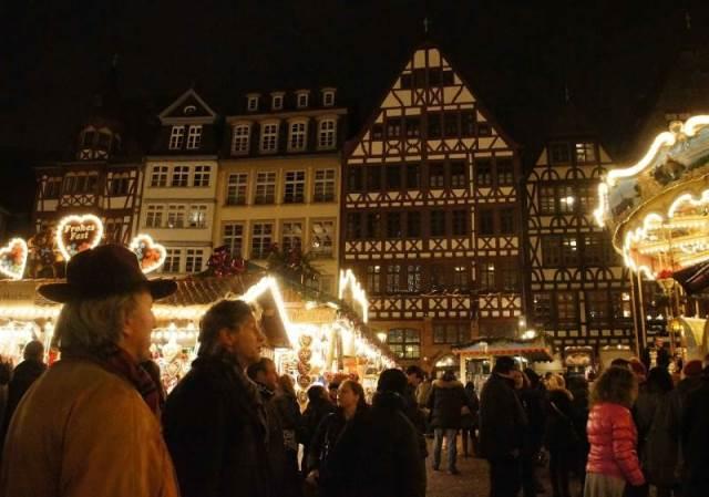 Mercatini di Natale Germania Francoforte