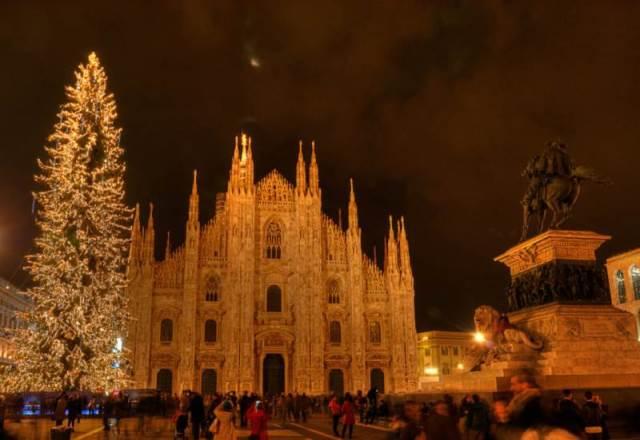 I Mercatini di Natale Lombardia Milano
