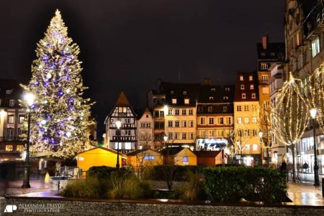Mercatini di Natale Francia Strasburgo