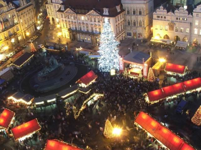 Mercatini di Natale Repubblica ceca Praga