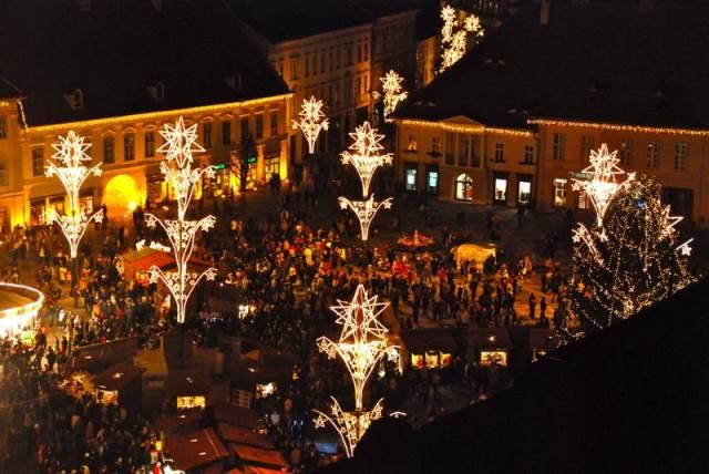 Mercatini di Natale Romania sibiu