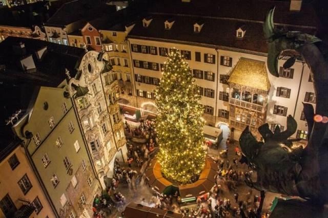 Mercatini di Natale Austria Innsbruck
