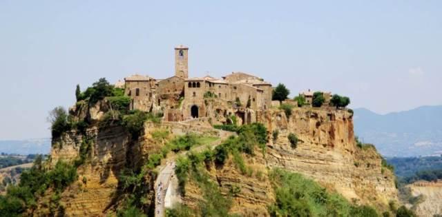 Borghi - Civita di Bagnoregio