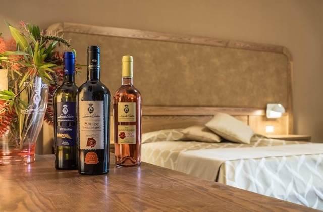 Wine Experience & Cooking Class – Villa Donna Lisa Wine Hotel Offer – Salice Salentino (LE)