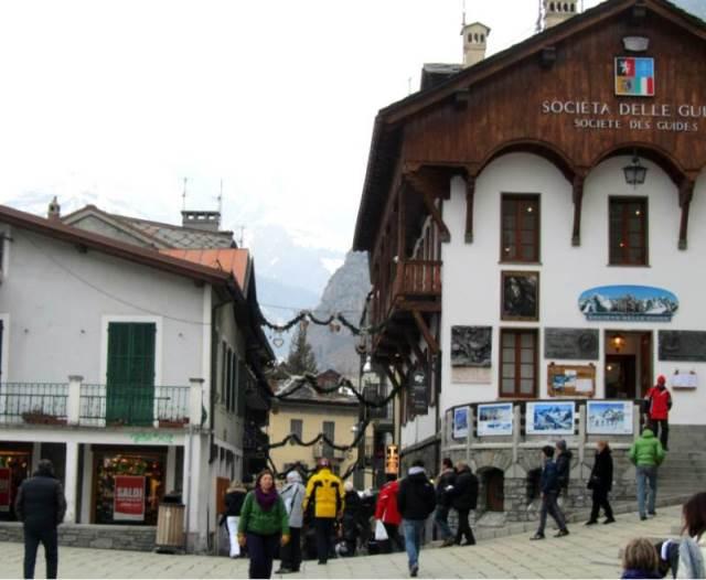 Motivi per visitare Courmayeur