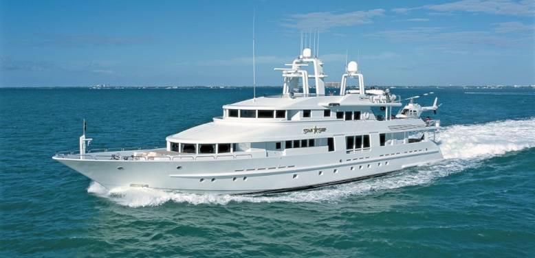 Offerta Yacht Starship | Per una vacanza all'insegna del lusso