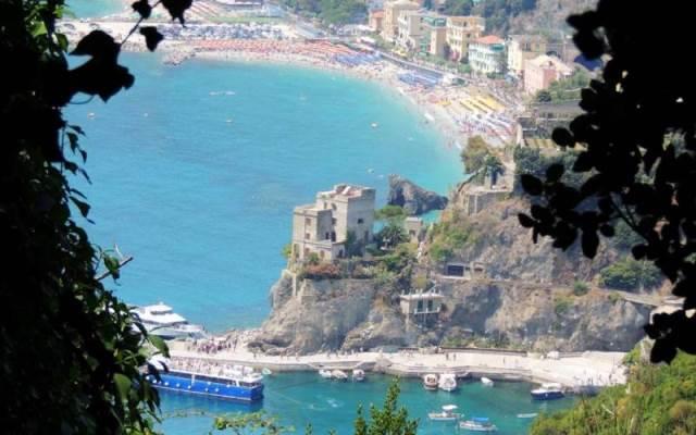 Percorsi Cinque Terre: Parco Letterario Eugenio Montale