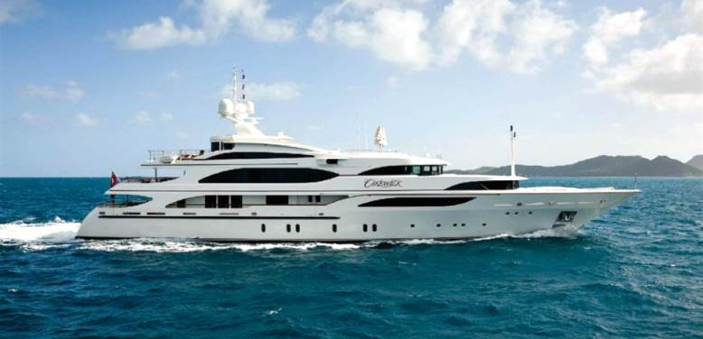 Offerta Yacht Lady Michelle | Per una vacanza all'insegna del lusso