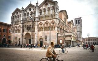 Language/Cultural Stay in Ferrara with Italian Family Hospitality