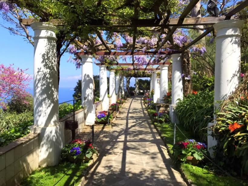 Parchi e giardini d'Italia