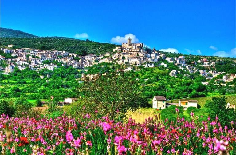 Soggiorno Linguistico - Culturale in Abruzzo con Italian Family ...