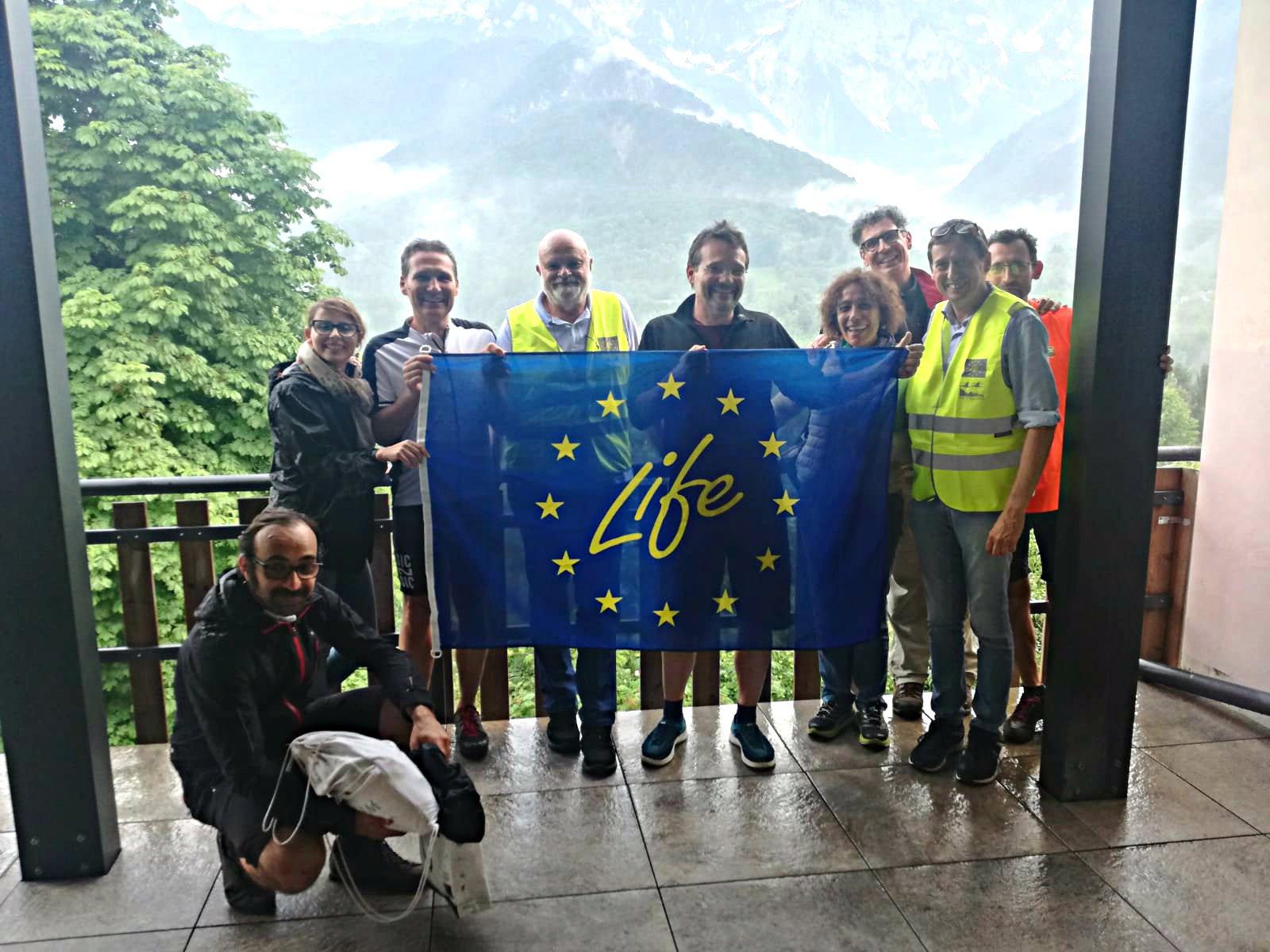 Cicloturismo in Italia: LIFE Sic2Sic