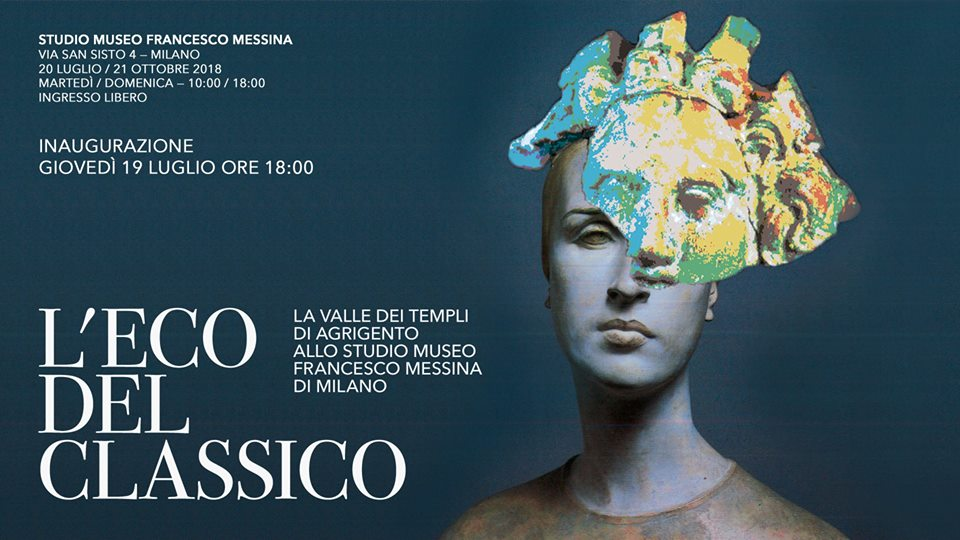 Exhibition «L'Eco del Classico» | 150 finds from the Valley of the Temples