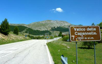 Passo delle Capannelle | La strada panoramica più bella d'Italia
