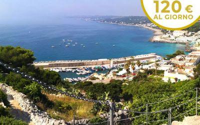 Offerte Agosto nel Salento | Hotel Panoramico – Castro (LE)