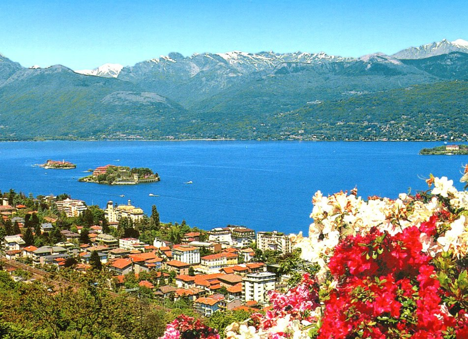 Laghi del Piemonte, Lago Maggiore