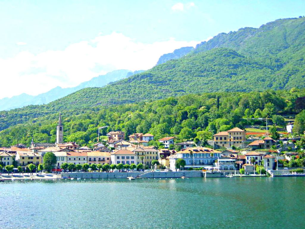 Laghi del Piemonte, Lago di Mergozzo
