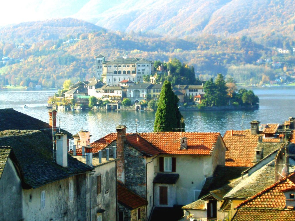 Laghi del Piemonte, Lago d?Orta
