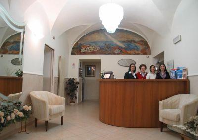 residence finale ligure reception