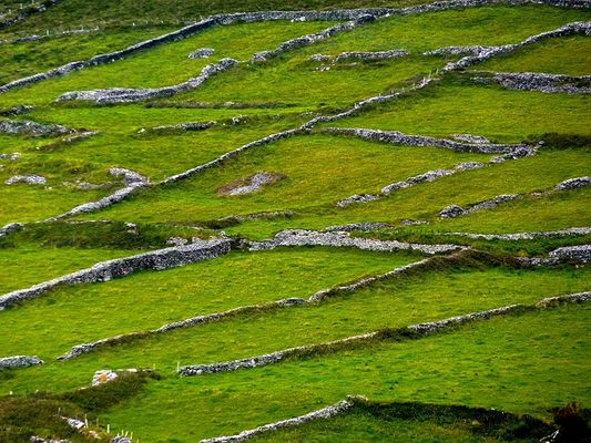 Paesaggio d'Irlanda