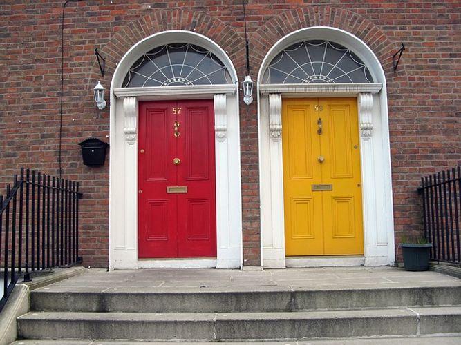 due irlande