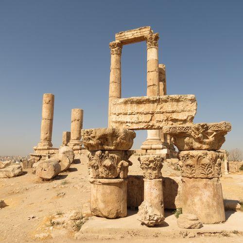 giordania da amman al deserto