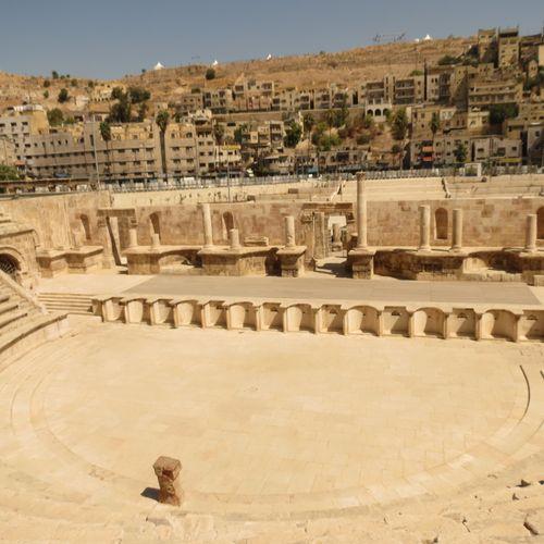 teatro romano di amman