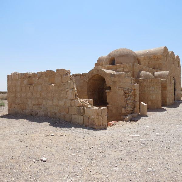 giordania castelli nel deserto