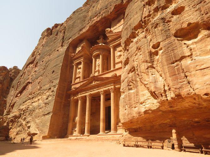giordania tra storia relax e deserto