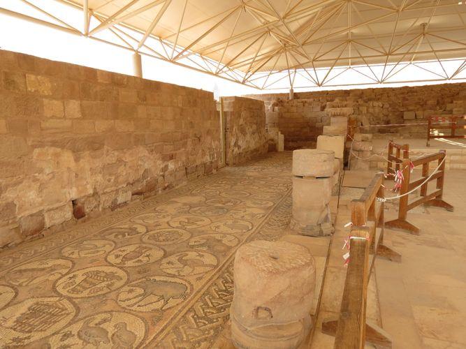Mosaici a Petra