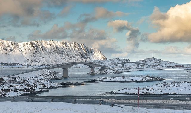 magia artica in norvegia