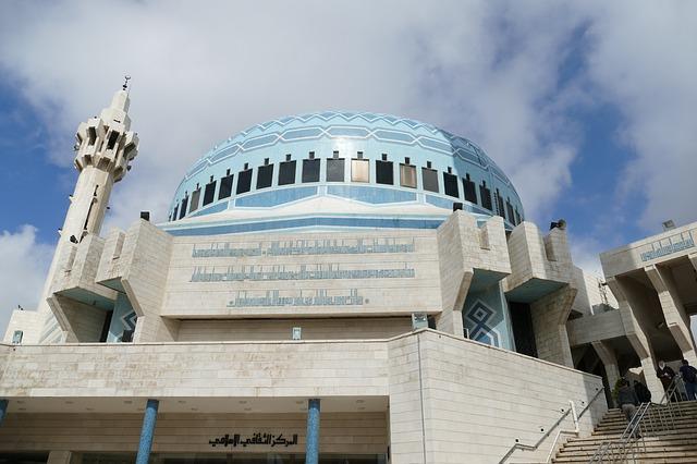 amman la moschea