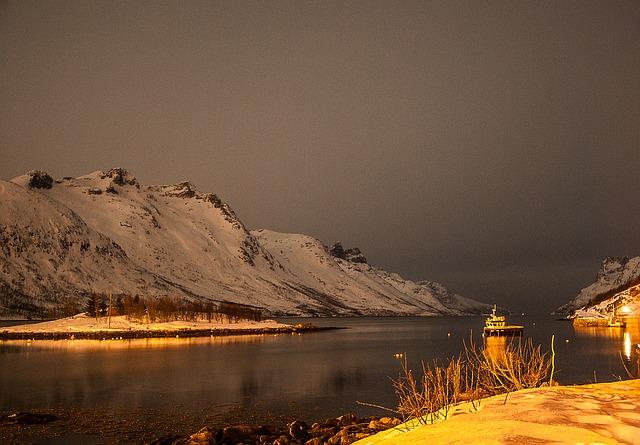 dalla lapponia ai fiordi