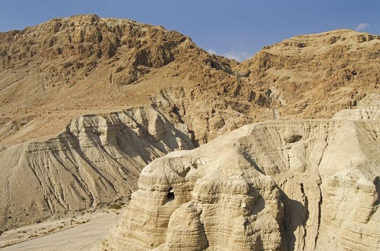 Qumran e i manoscritti del Mar Morto